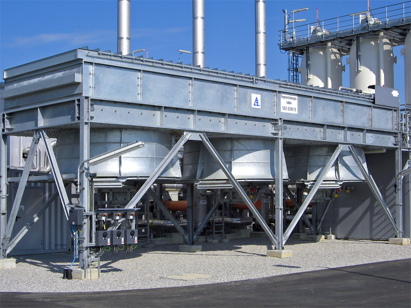 Luftkühleranlagen von ALZ GmbH