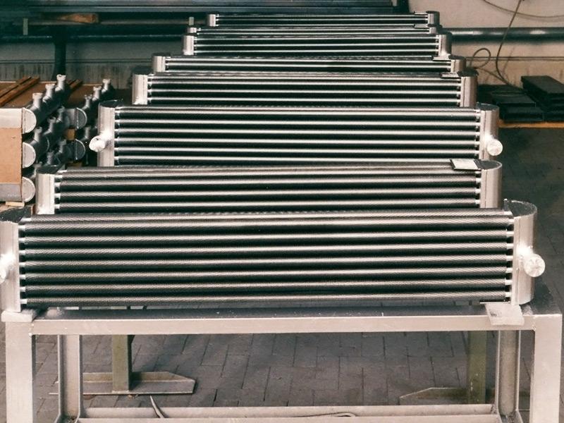 Wärmeaustauscher als Anlagenkomponenten